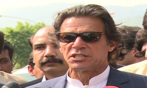 PTI chairman Imran Khan for purging police of Gullu Butts