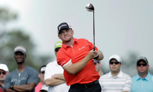 J.B. Holmes wins Houston Open in three-way playoff