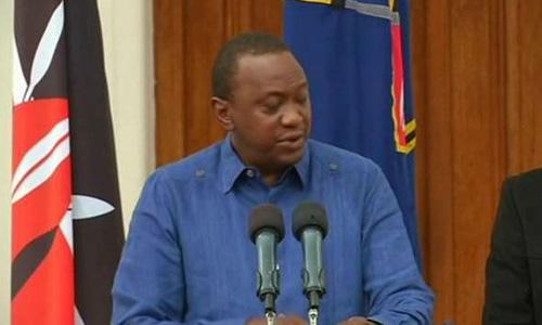 Kenyatta says campus attackers 'embedded' in Kenya's Muslim community