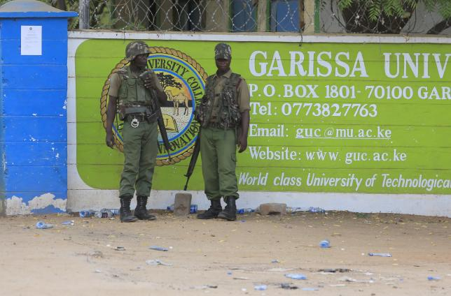 Somali militants threaten to turn Kenyan cities 'red with blood'