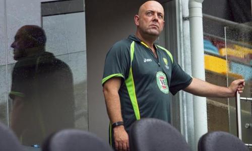 Australia coach Lehmann defends Haddin, aggression