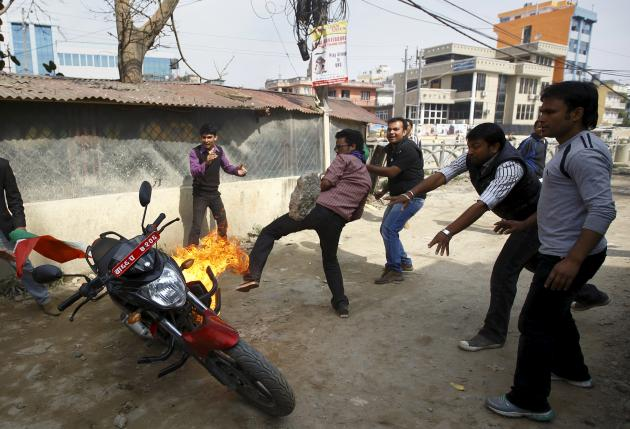 Maoists call off three-day Nepal strike after clashes, anger