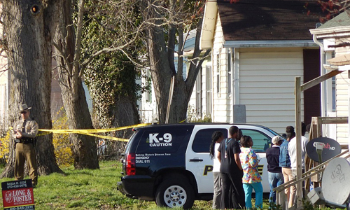 Eight people, including seven children, found dead in Maryland home