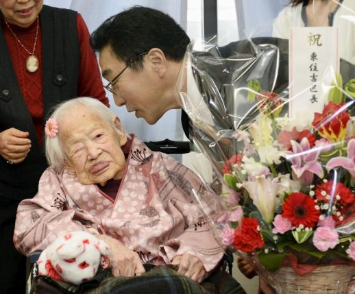 The world's oldest person, Misao Okawa, dies at age 117
