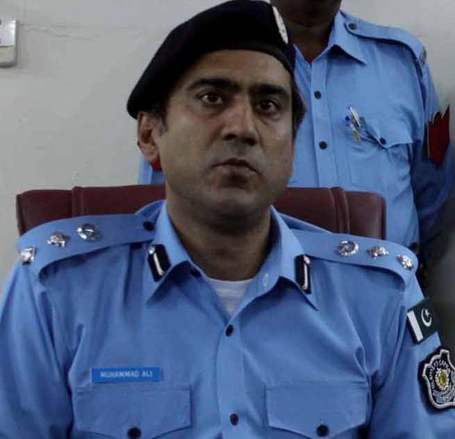 PSP officers meet IG Punjab, demand Nekokara's case reinvestigation