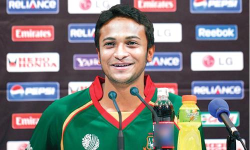 Bangladesh favourites for series against Pakistan, says Shakilbul Hassan