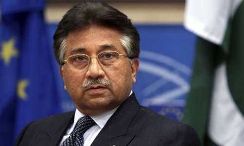 Ghazi Abdur Rasheed murder case: Non-bailable arrest warrants issued for Pervez Musharraf