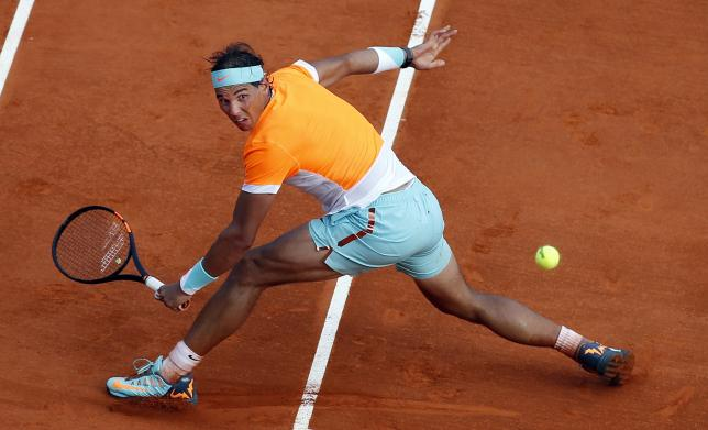 Nadal felled by Fognini in Barcelona third round