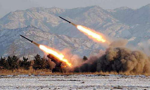 Pyongyang declares no-sail zone, missile launch seen as possible