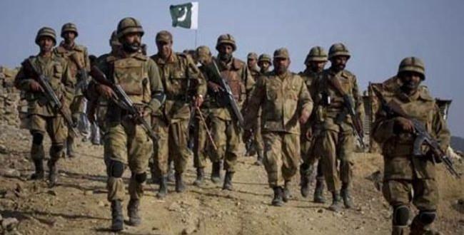 Operation Zarb-e-Azb: 10 terrorists killed, 6 arrested