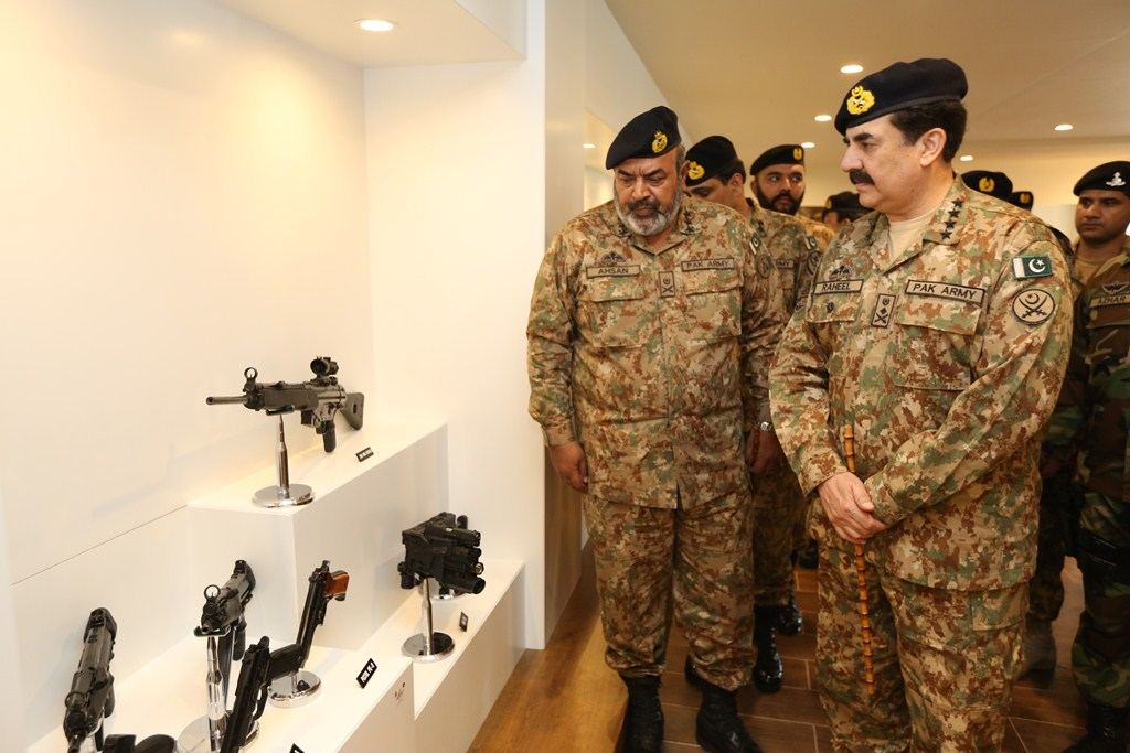 POF making invaluable contributions to sustain combat worthiness of armed forces: COAS