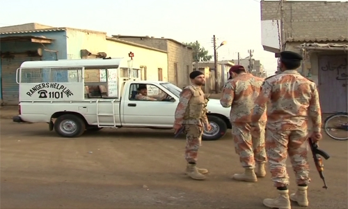 SI among three cops martyred by terrorists in Karachi
