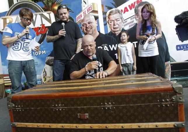 Reality TV burnishes image of the neighborhood pawn shop