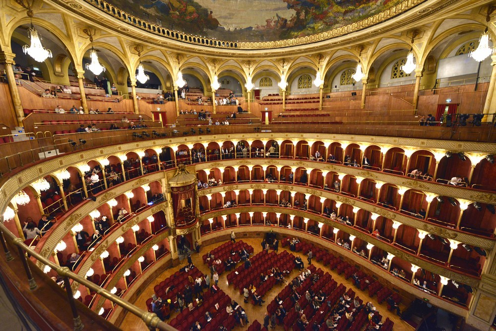 Rome opera house finds harmony with cost cuts and state cash
