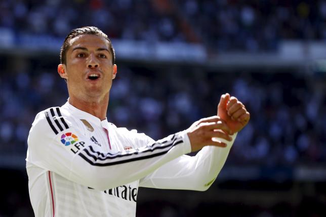 Ronaldo hits five as Real crush sorry Granada 9-1