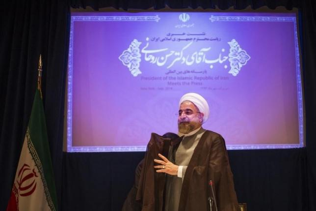 Iran's Rouhani says nuclear deal possible only if sanctions lifted: state TV