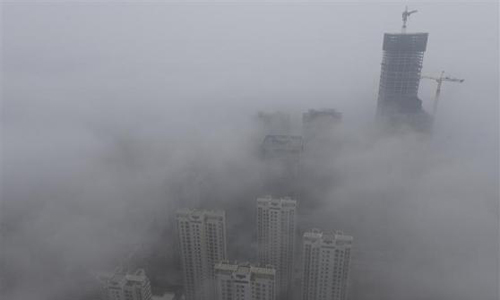 California getting 'second-hand smog' from Asia, researchers say