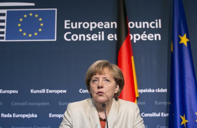 Sanctions on Russia should be tied to fulfilling Minsk deal – Merkel