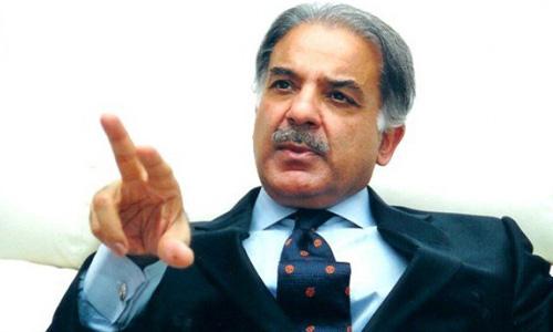CM Shahbaz Sharif to keep Punjab Home Ministry portfolio himself