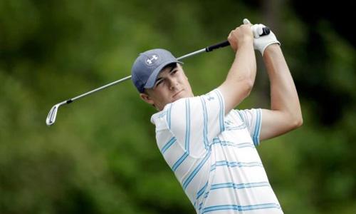 Spieth continues brilliant form to grab Houston Open lead