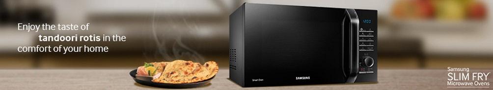 Tandoori microwaves help Samsung woo India, counter global dip