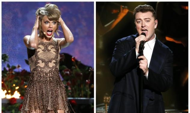 Taylor Swift, Sam Smith head Billboard Music Awards finalists