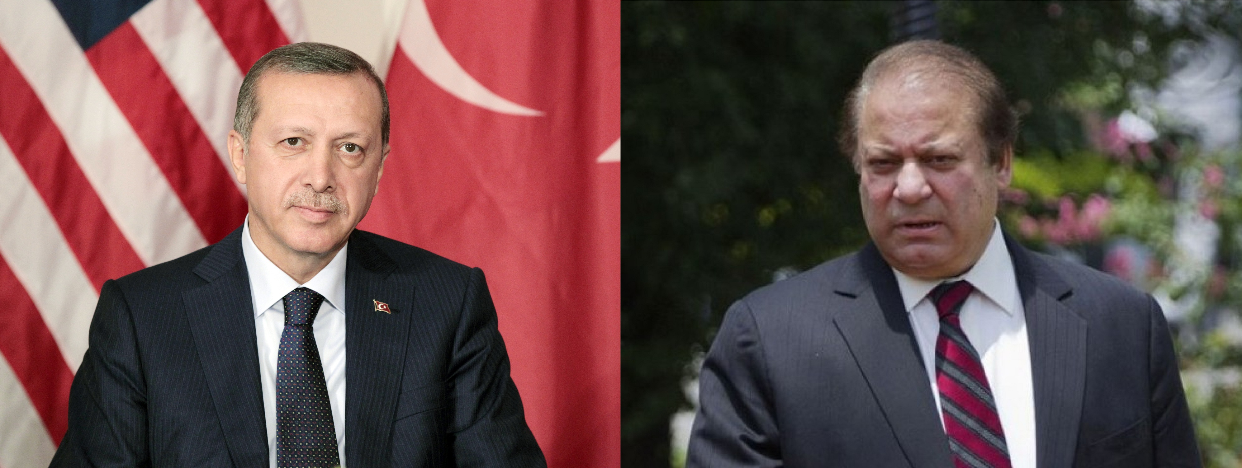 Turkish President phones PM Nawaz; both leaders agree peaceful solution to Yemen conflict