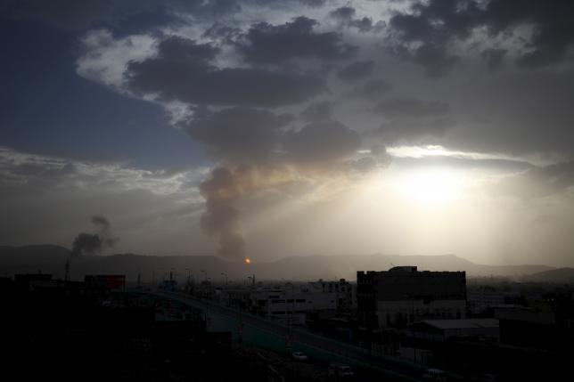 US expedites arms shipments to coalition bombing Yemen