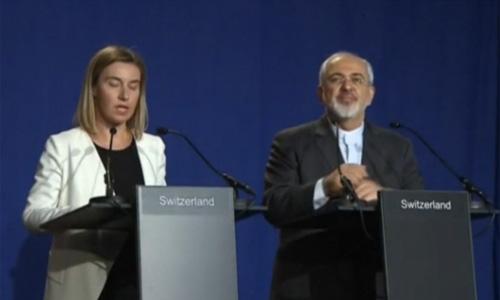 Iranians celebrate, Obama hails 'historic' nuclear framework