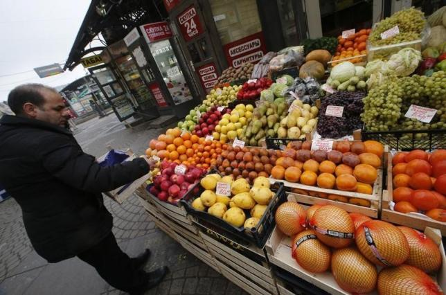 World food prices hit lowest in nearly five years last month - UN FAO