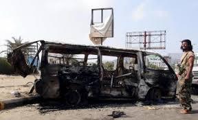 Suspected al Qaeda fighters seize military base in east Yemen