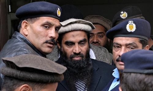 Detention case: LHC seeks sensitive information about Zakiur Rahman Lakhvi