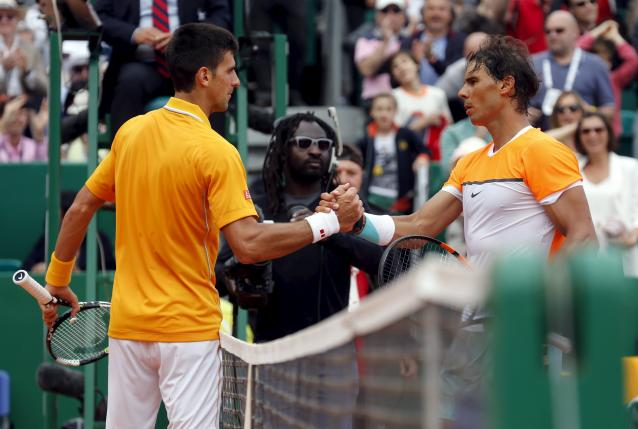 I am used to threat posed by Djokovic, says Nadal