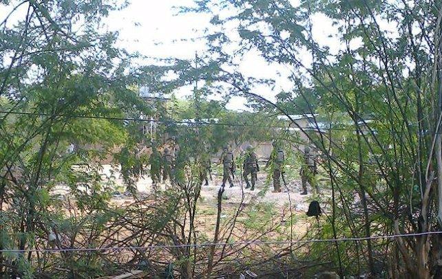 Gunmen storm Kenyan college campus in Garissa, kill 14