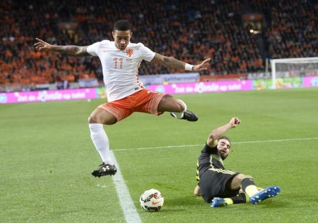 Spain not worried by friendly reverse to Netherlands