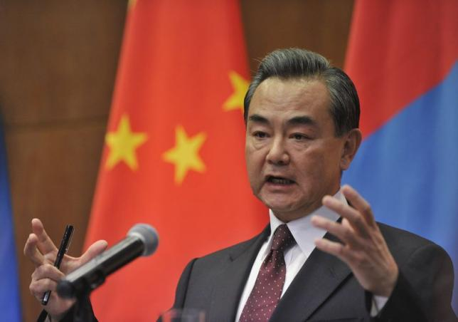 China urges creation of conditions to resume Korea nuclear talks