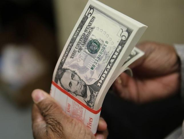 Dollar Hovers Near Three Week High Euro Gets Respite After Fall
