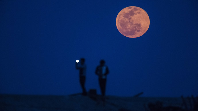 Century's shortest lunar eclipse to be visible in Pakistan at 6:49pm today