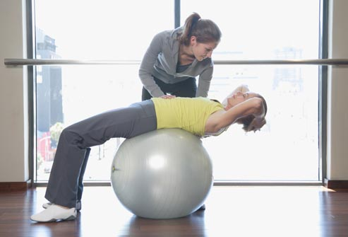 Physical therapy may be as good as surgery for common back problem