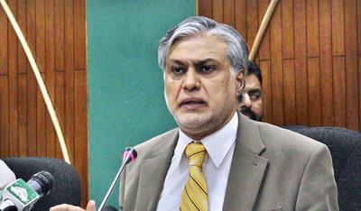 Govt focusing on promotion of Islamic banking, says Finance Minister Ishaq Dar