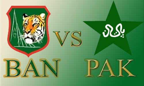 Pakistan-Bangladesh cricket series schdule announced