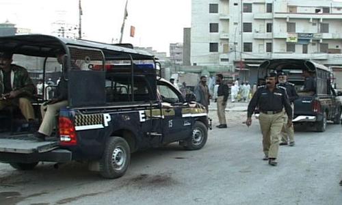 Girl among two killed in Karachi encounter