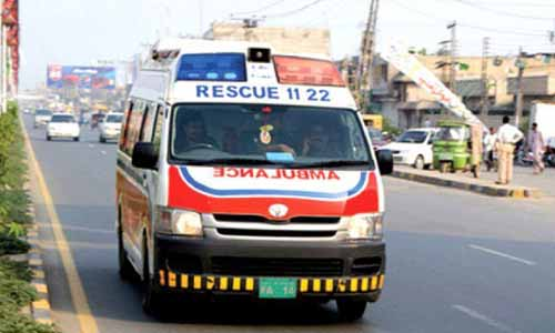 Employee injured as gas cylinder explodes in Lahore private hospital