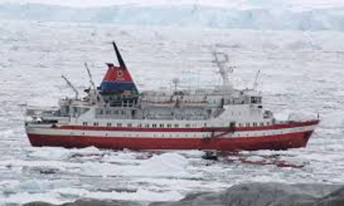 At least 56 killed as Russian trawler sinks in icy seas