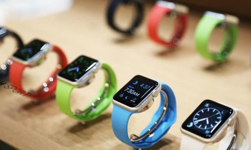 Swiss launch of Apple Watch hit by patent issue: TV