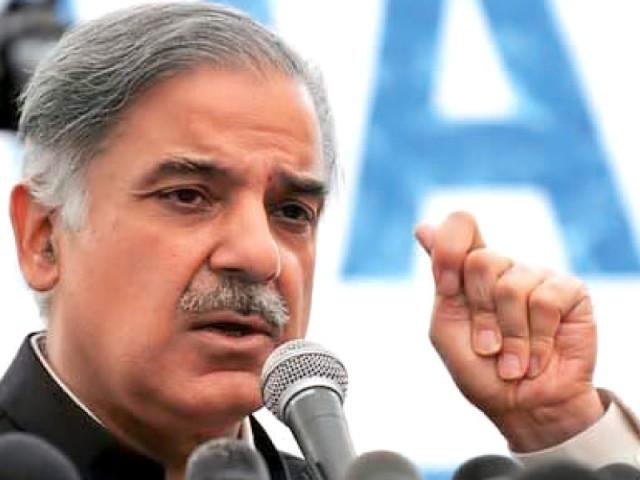 Kasur tragedy culprits will not be spared, says CM Punjab Shahbaz Sharif