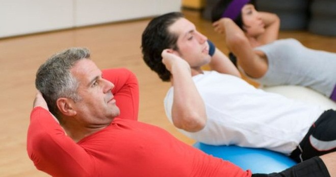 Fitness in middle age linked to healthier brain in later years