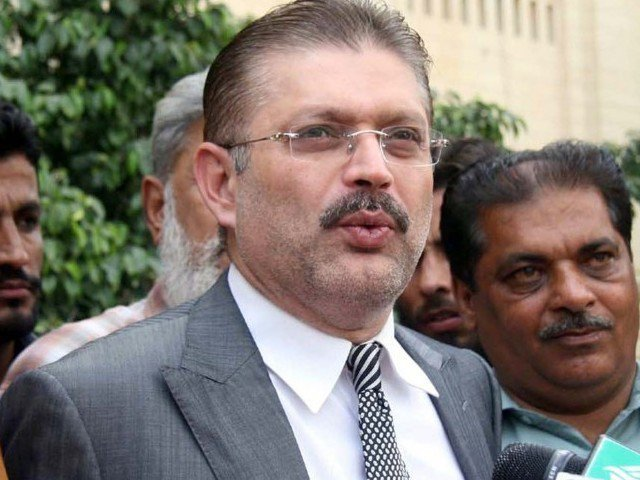 AC issues non-bailable arrest warrants of Sharjeel Memon, other accused in corruption case