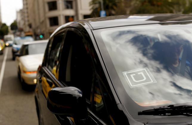 US man sues Uber claiming it stole ride-sharing idea