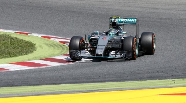 Rosberg cruises to Spanish Grand Prix win